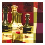 Pawn in Play Prints by Jack Jones