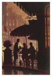 Diner Pour Deux Posters by Denis Nolet