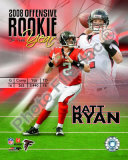 Matt Ryan 2008 Rookie of the Year Photo