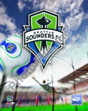 Seattle Sounders 2008  Logo Photo