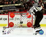 Evgeni Malkin 2008-09 NHL All-Star Game Accuracy Shooting Photo