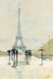 April in Paris Prints by Avery Tillmon
