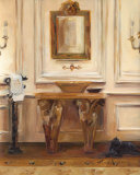 Classical Bath I Art by Marilyn Hageman