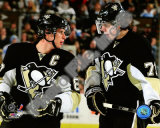 Sidney Crosby & Evgeni Malkin Photo
