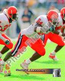 Dwight Freeney Syracuse University Orangemen 2001 Photo