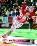 Chris Chambers University of Wisconsin Badgers 2000 Photographie