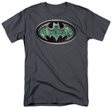 Batman - Circuitry Shield T-shirts