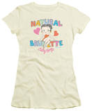 Juniors: Betty Boop - Natural Brunette Shirts