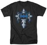 Batman - Gothic Steel Logo T-shirts