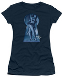 Juniors: Bettie Page - I See You T-Shirt