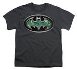 Youth: Batman - Circuitry Shield T-shirts