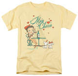 Betty Boop - Mon Cherie T-Shirt