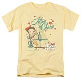 Betty Boop - Mon Cherie T-Shirt