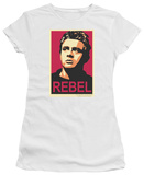 Juniors: James Dean - Rebel Campaign T-Shirt