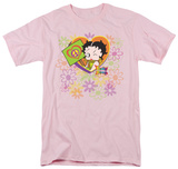 Betty Boop - Peace, Love and Boop Shirt
