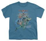 Youth: DC Comics - In League Shirts