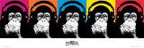 Steez - Monkee Affiches