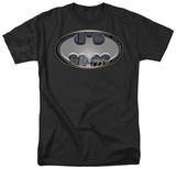 Batman - Steel Wall Shield T-shirts