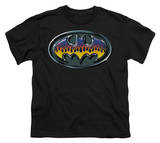 Youth: Batman - Hot Rod Shield T-shirts
