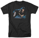 Bettie Page - Blue Moon T-shirts