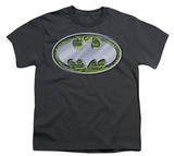 Youth: Batman - Circuits Logo T-Shirt