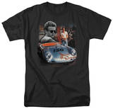 James Dean - Sunday Drive T-shirts