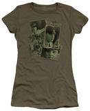 Juniors: Elvis - Private E. T-shirts