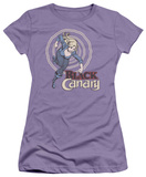 Juniors: DC Comics - Black Canary T-shirts