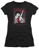Juniors: Betty Boop - Captivating T-Shirt