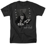 James Dean - Picture New York T-shirts
