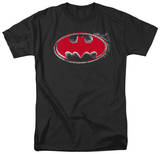 Batman - Hardcore Noir Bat Logo T-shirts