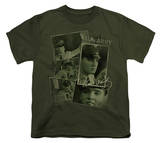 Youth: Elvis - Private E. T-shirts