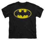 Youth: Batman - Bats in Logo T-shirts