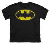 Youth: Batman - Bats in Logo T-shirts