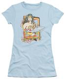 Juniors: DC Comics - Invisible Jet T-shirts