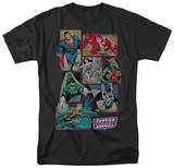 DC Comics - Justice League Boxes Shirt