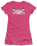 Juniors: Betty Boop - Classic Boop Shirt