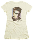 Juniors: James Dean - Watercolor Dean T-Shirt