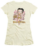 Juniors: Betty Boop - Animal Magnetism Shirt