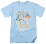 DC Comics - Super Powers Times 3 T-Shirt
