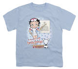 Youth: Betty Boop - Eyechart T-shirts