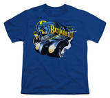 Youth: Batman - Batmobile T-Shirt