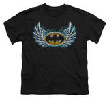 Youth: Batman - Steel Wings Logo T-shirts