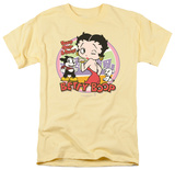 Betty Boop - Kiss Vêtement
