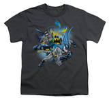 Youth: Batman-Call Of Duty T-shirts