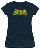 Juniors: DC Comics - Classic Batman Logo Shirt