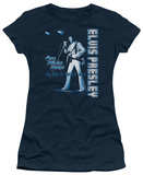 Juniors: Elvis - One Night Only T-Shirt