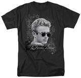 James Dean - Movie Star T-shirts