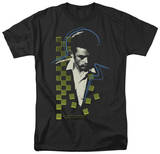 James Dean - Checkered Darkness Shirt