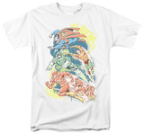 DC Comics - Halftone League T-Shirt